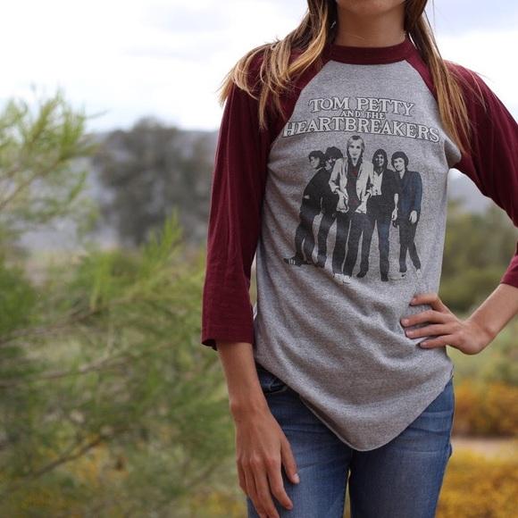 bd84a8c38 Vintage Shirts   Tom Petty The Heartbreakers Tshirt   Poshmark